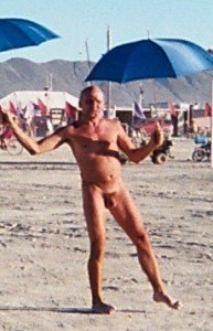 Expect -- and accept -- the Unexpected at Burning Man